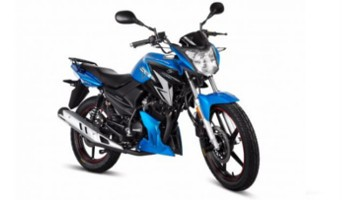 BARTON TRAVEL 125 cc