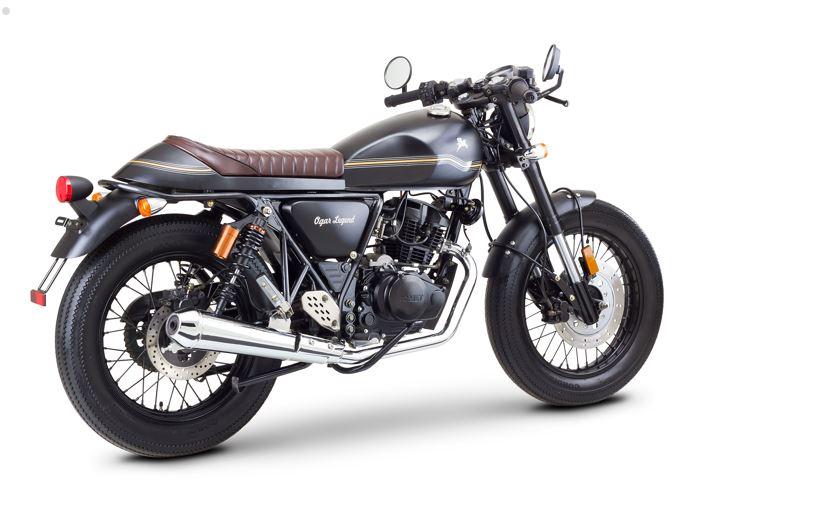 ROMET OGAR LEGEND 125 cc
