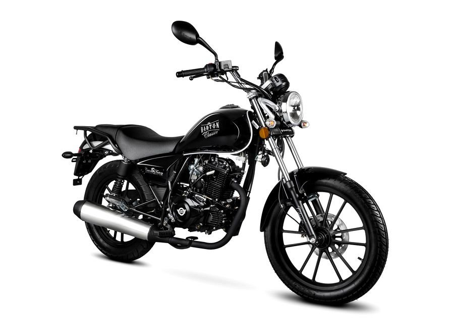 BARTON CLASSIC 125 cc