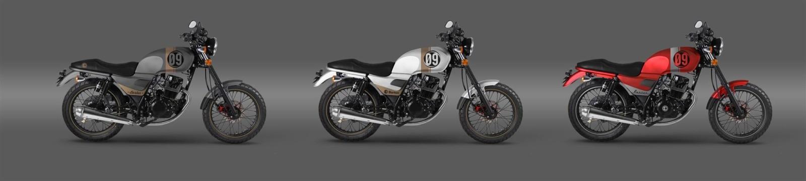 BARTON CAFE RACER 125 cc